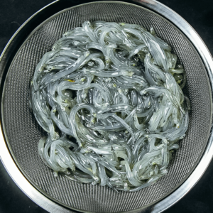 Fresh whitebait
