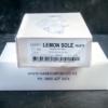 Lemon Sole Fillets Frozen in a box